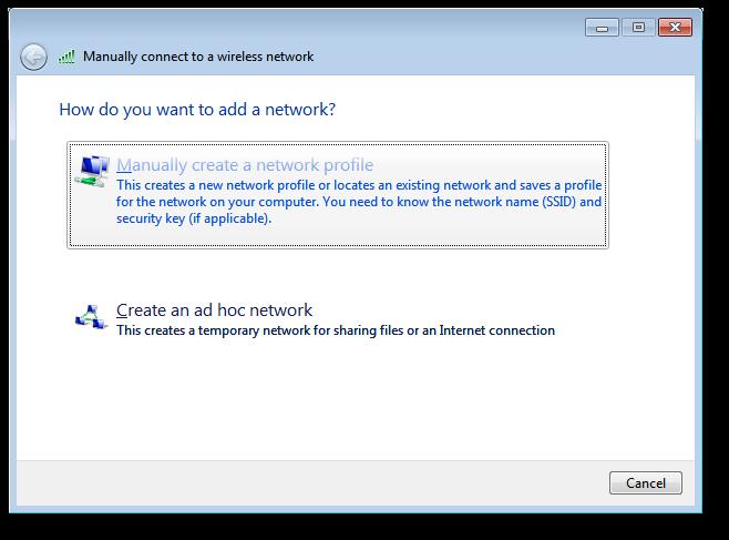 Manually add wireless network windows 8 1 myideasbedroom com